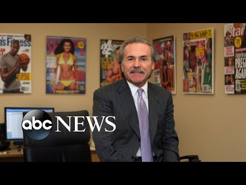 Feds announce agreement with National Enquirer's parent company