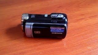 SAMSUNG HMX-F90. Самый честный обзор бюджетной видеокамеры + тест ах-го. ZOOM.