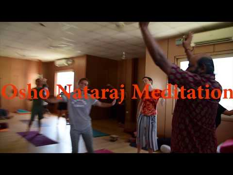 Osho Nataraj Meditation - Dance as meditation - AYM Yoga School