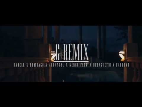 Varios Artistas - Punto G (Remix) (Video Preview)
