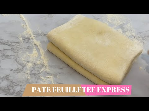 recette-de-la-pate-feuilletee-express-|puff-pastry-recipe-in-french,-tamil&english|-trending-recipes