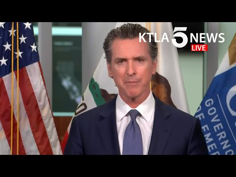 Coronavirus: Low-risk businesses can reopen this Friday with modifications, CA Gov. Gavin Newsom says