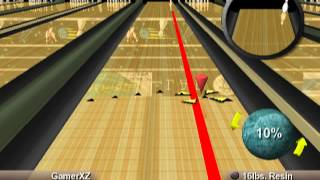 Strike Force Bowling (PS2 Gameplay)