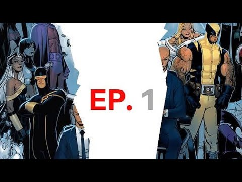 X - Men Regenesis Episode 1 (Audio Motion Comic)