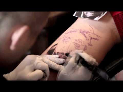 Tupac Tattoo by Carlos Macedo / Changes 2012