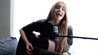 Miguel Bose - Morena Mia Acoustic cover by Xandra Garsem