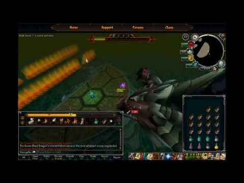 Gouryella x || QBD with Drygores and Tetsu