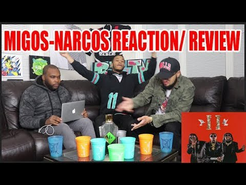 MIGOS - NARCOS CULTURE 2 (REACTION/REVIEW)