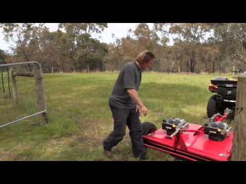 ATV Attachments – Tow and Farm – New Zealand