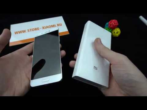 Mi Power Bank 20000 MAh - внешний аккумулятор от Xiaomi, проверка на оригинальность