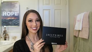 Jaclyn Hill Favorites Palette Review + Swatches & Morphie Brushes Thumbnail