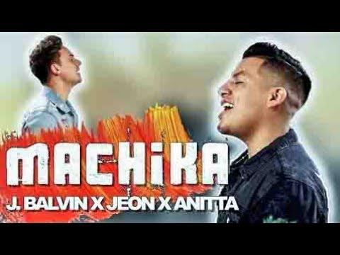 Conor Maynard - Machika ft. Anth (English Version) Lyric Video