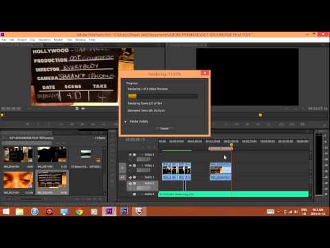 Fix Playback Lag in Adobe Premiere Pro CS6
