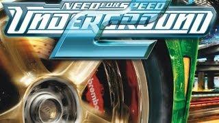 Обзор на игру Need for Speed Underground 2