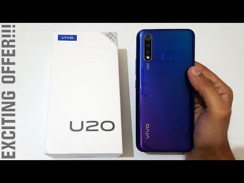 Vivo U20 Unboxing & Full Review : Triple Rear Cameras & Great Looks 🔥😍🔥