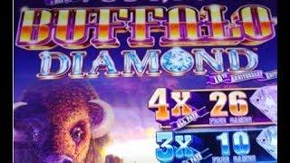 ***NEW GAME*** BUFFALO DIAMOND AT SAN MANUEL - EXCITING AND FUN!