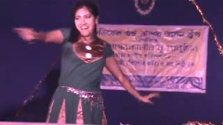 SAAT SAMUNDAR Dance cover by SAYANI