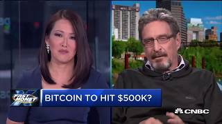 John Mcafee challenges Jamie Dimon on Bitcoin and Ethereum skepticism!!