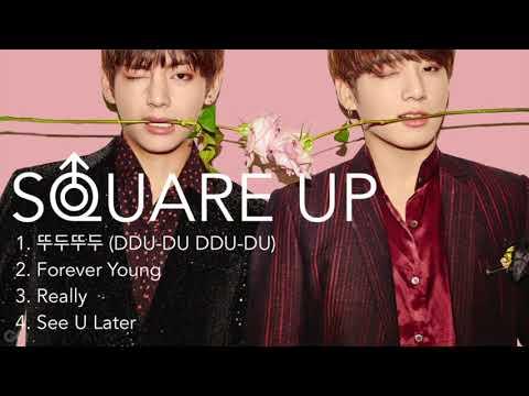 ♂ Male Version | BLACKPINK - SQUARE UP Mini EP FULL [HD AUDIO]