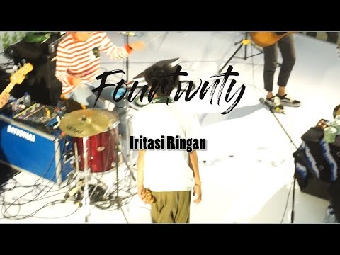 Fourtwnty - Iritasi Ringan (Video Lirik - Mall FX Sudirman)