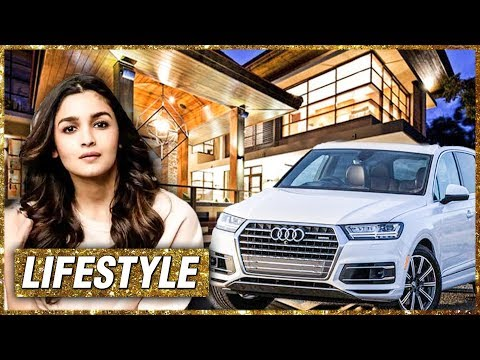 Alia Bhatt LUXURIOUS Royal Lifestyle she is living