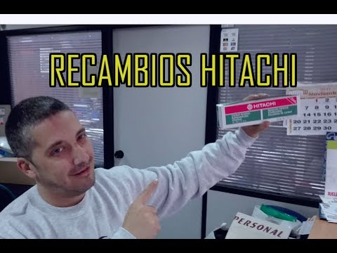 ¿Dónde comprar recambios y accesorios Hitachi ( Hikoki )?