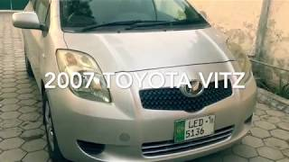 Toyota Vitz 2005 - 2010 Urdu Review