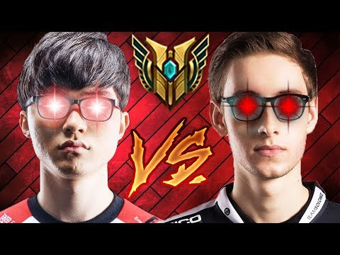 faker and bjergsen meet the parents