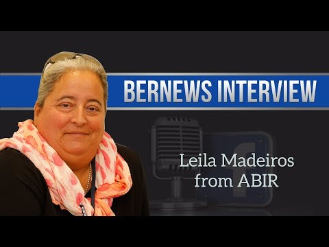 Interview With Leila Madeiros From ABIR , Oct 10 2017