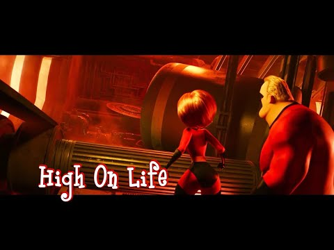 High On Life cover by Martin Garrix