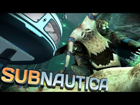 Subnautica - THIS BASE IS KEEPING HER ALIVE: Best Base Ever Cont'd - Let's Play Subnautica Gameplay