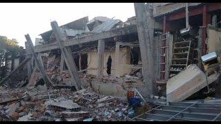 Explosión en Hospital Materno Infantil de Cuajimalpa deja 7 muertos