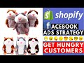 Shopify Facebook Ads Strategy Using Video To Get Hungry Buyers