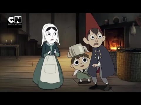 Over The Garden Wall Auntie Whispers Cartoon Network
