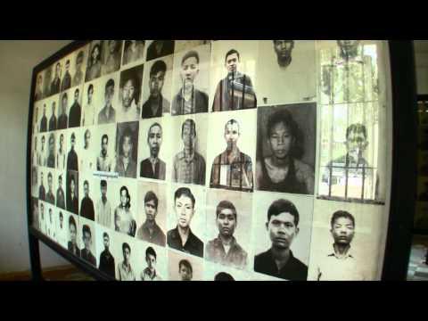Cambodia - Phnom Penh - S21 Genocide Museum