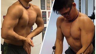 Powerbuilding 強·壯計劃@第24日 臥推+胸+三頭肌 腰添健 検索動画 25