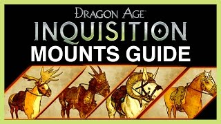 Horses & Mounts Tips for Dragon Age Inquisition | WikiGameGuides