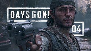 Days Gone (PL) #4 - Bunkier (Gameplay PL / Zagrajmy w)