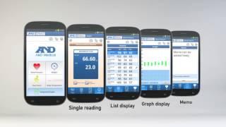 A&D NFC Wellness Connected | BLE Series from A&D Medical screenshot 1