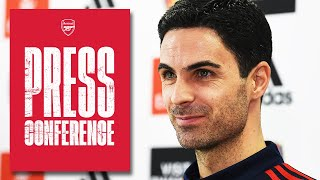 Arteta on Aubameyang's new contract, Wilshere, Willian, Bale & more | Press Conference