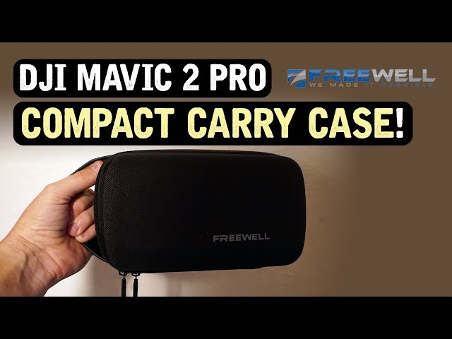 DJI Mavic 2 Pro / COMPACT CARRY CASE (Freewell)