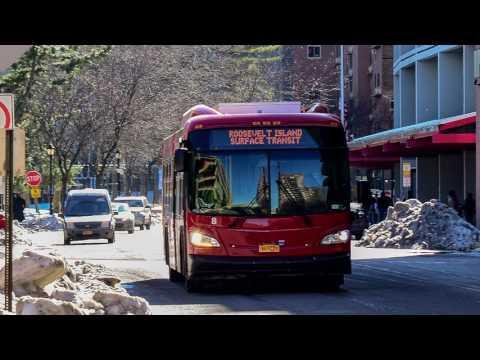 [Sound Recording] Roosevelt Island Operating Corporation 2016 New Flyer XD40 Bus 8