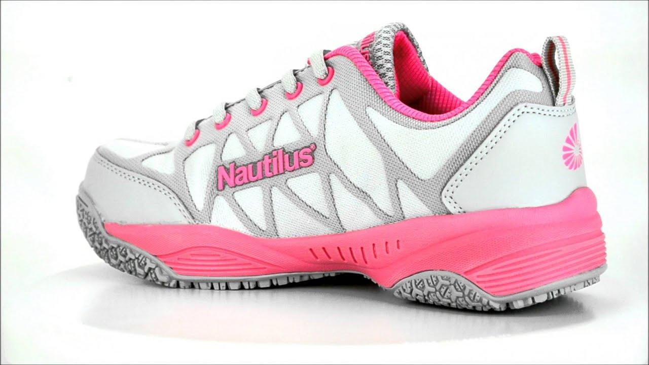 Women s Nautilus Composite Toe Work Shoe 2155   Steel-Toe-Shoes.com ... 7e0f004cd