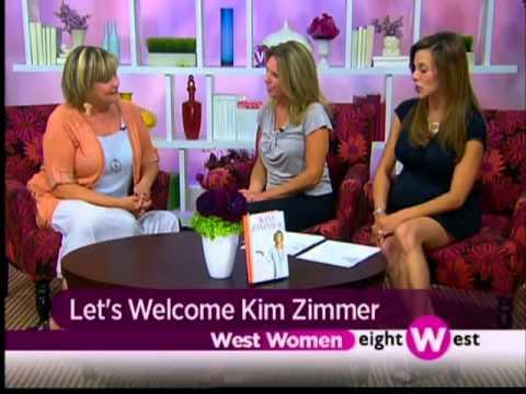 Kim Zimmer is West!