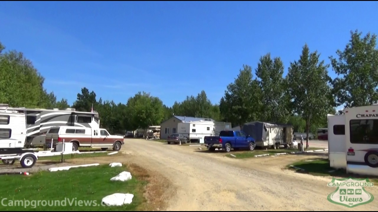 Sandpoint RV Park Ponderay Idaho