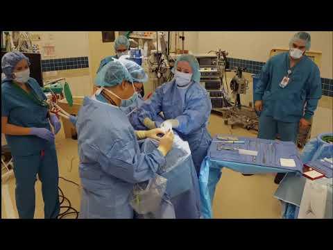 UCSF Fresno Doctors Academy tour Surgery Department