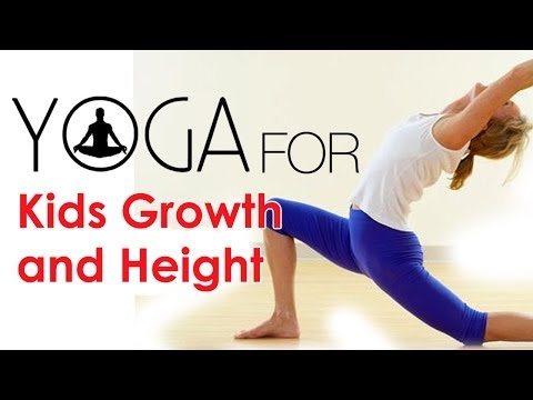 Yoga For Kids Growth and Height - The Various Asanas For Growth and Height - Let Go Series