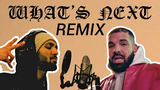 If I had a verse on 'What's Next' | Drake Whats Next Remix