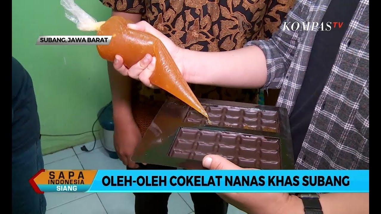 Oleh Oleh Cokelat Nanas Khas Subang