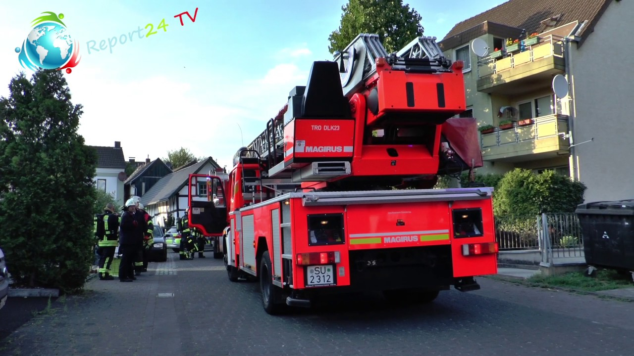 Brand Troisdorf